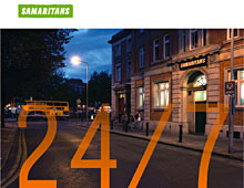 Samaritans 24/7 Exhibition