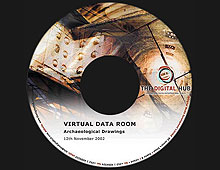 Virtual Data Room – Information CD