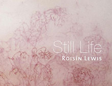Roisin Lewis Exhibition Catalog/Invite