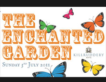 The Enchanted Garden at Killruddery