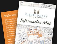 Killruddery Map