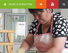 Asral Mongolia Charity website