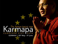 Commemorative Programme of the 17th Karmapa's visit to Europe