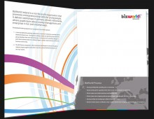 Folder Pack for BizWorld Ireland