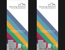 Housing Alliance Pull Up Stands