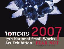 Sligo Art Gallery – IONTAS Exhibition poster