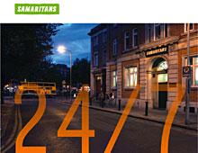 Samaritans 24/7 Exhibition