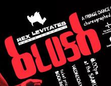 Rex Levitates – Blush