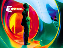 Diversions A0 Event Posters