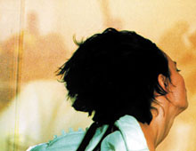Rex Levitates – Peeling Venus poster