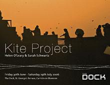 The Dock – Invite / Poster / Catalogue