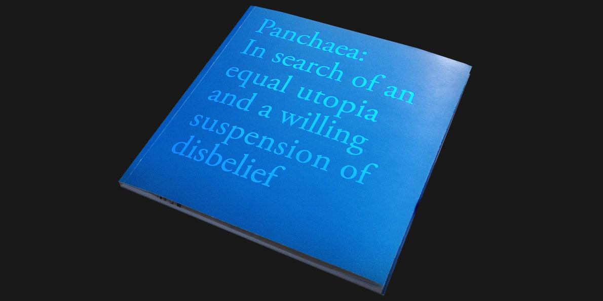 Panchaea Book Design