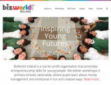 BizWorld Ireland website