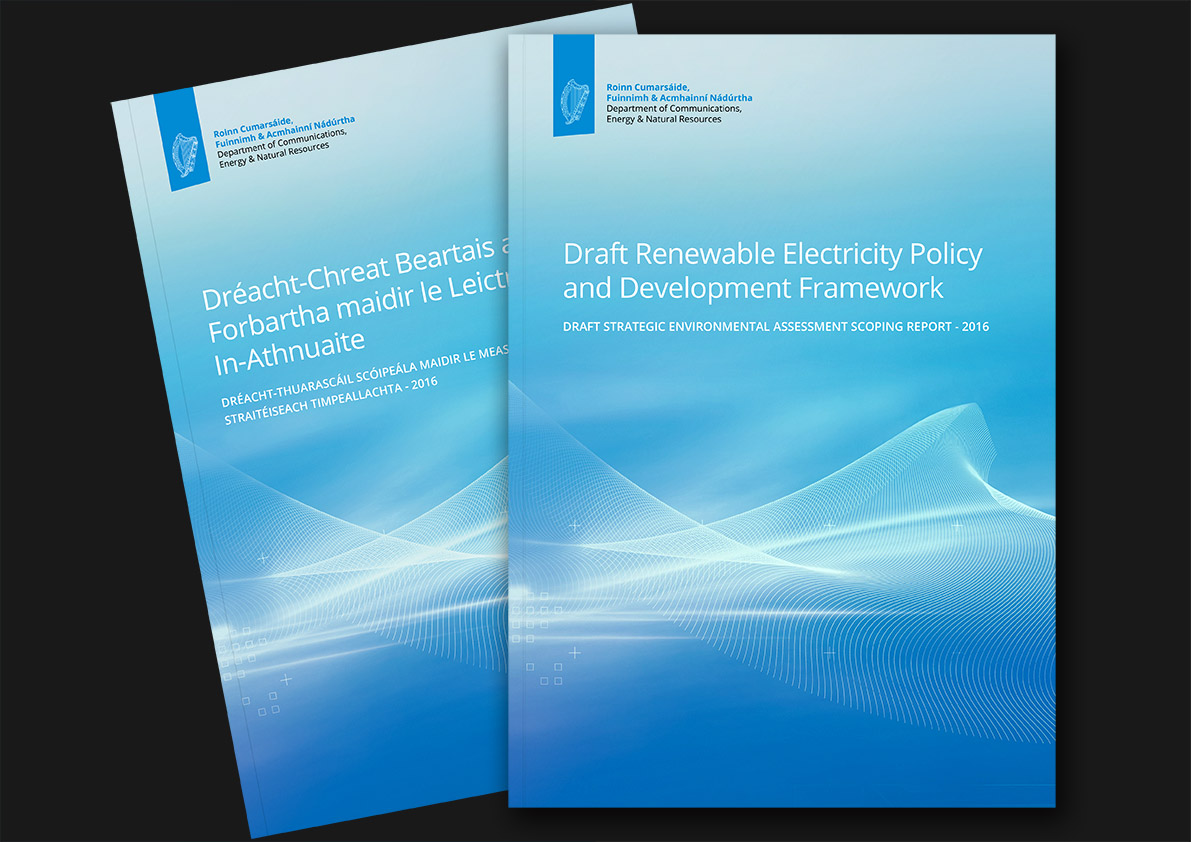 Draft Renewable Electricity Policy and Development Framework 1