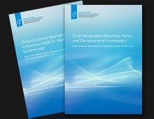 Draft Renewable Electricity Policy and Development Framework
