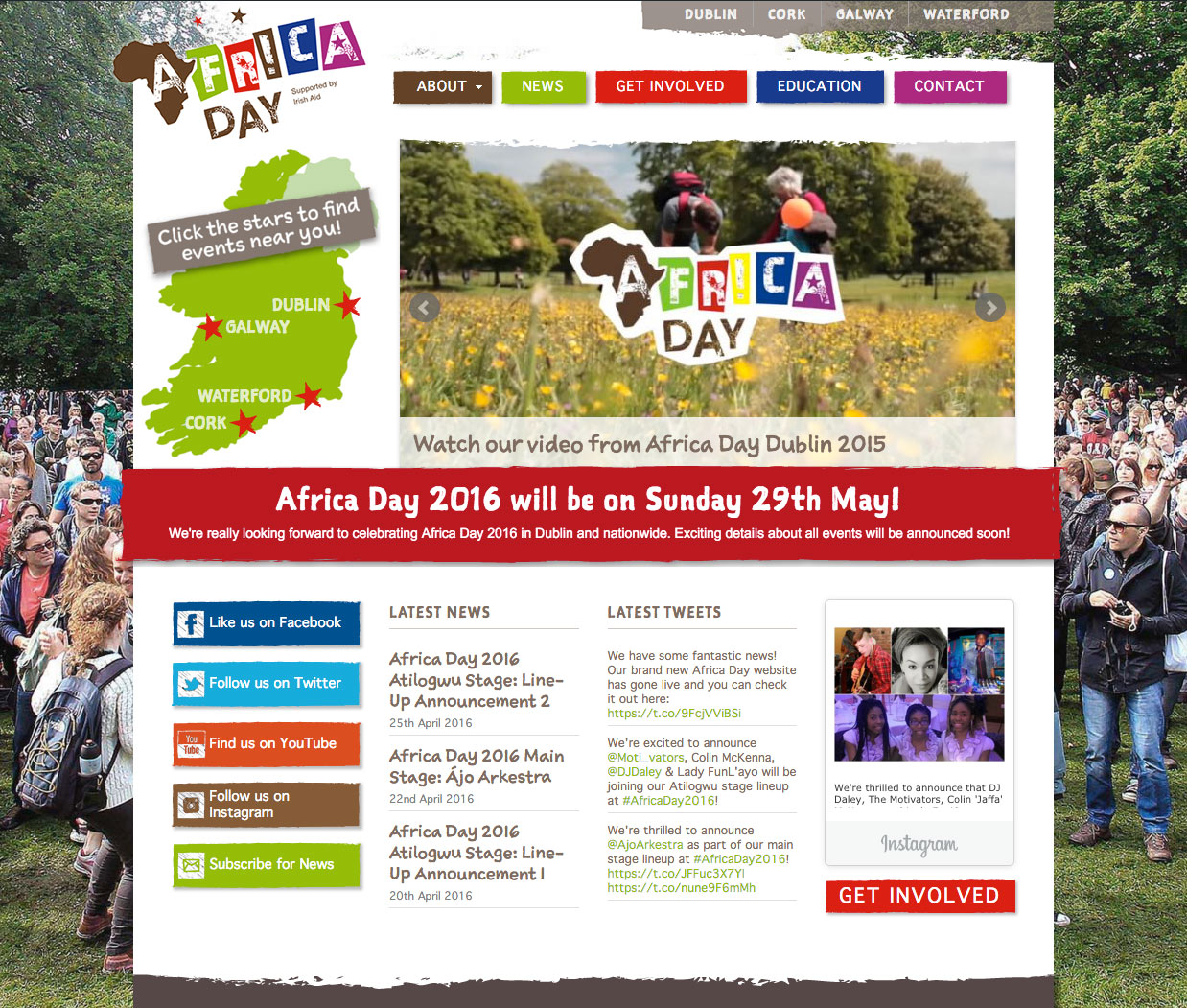 Africaday-home