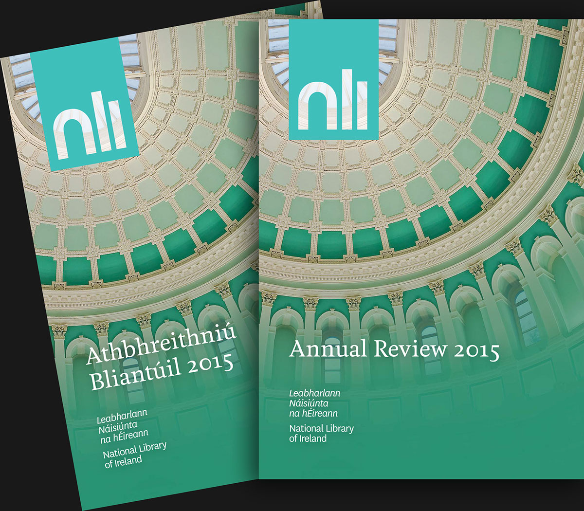 National Library of Ireland Review 2015