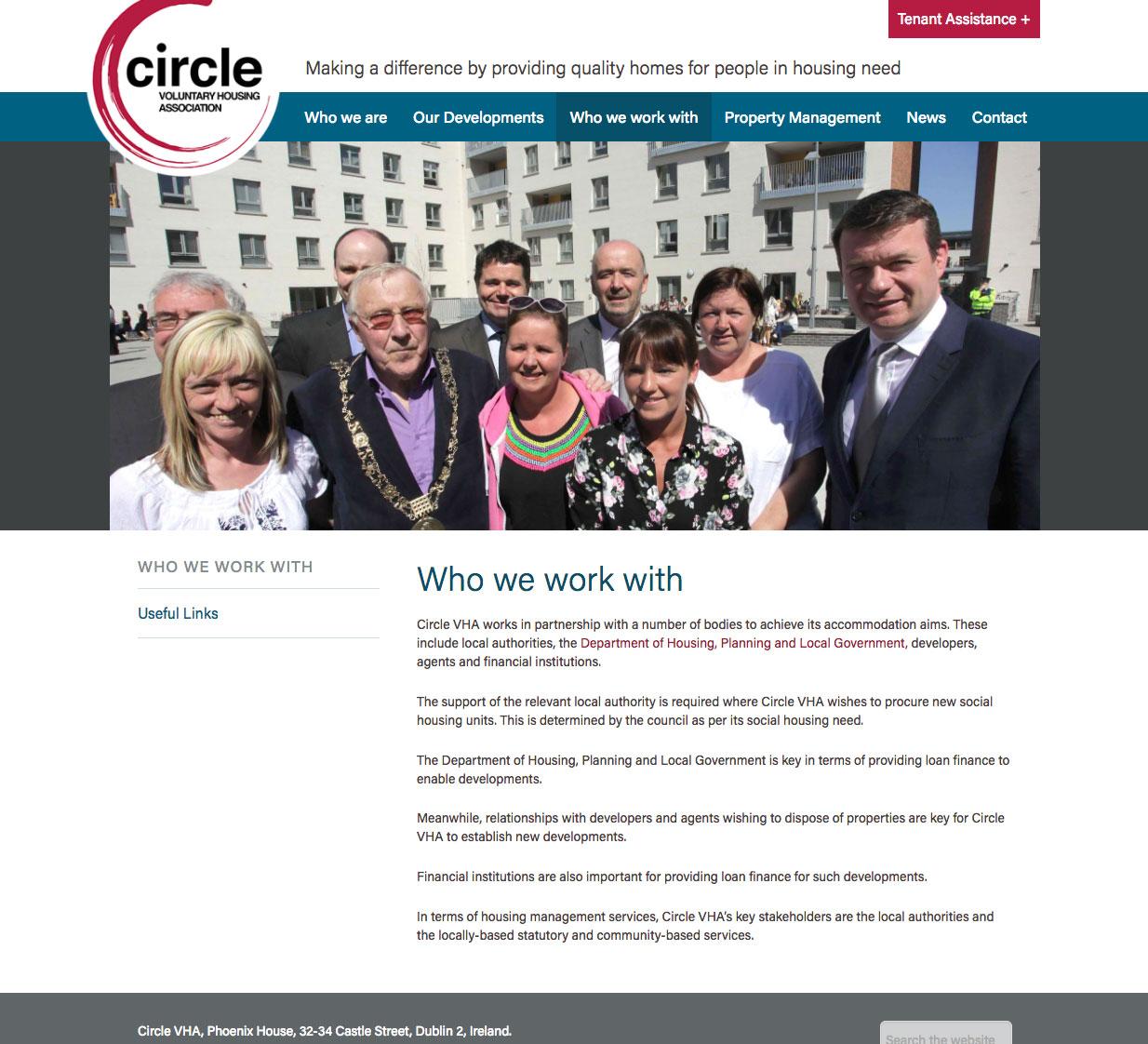 Circle Voluntary Housing Association 3