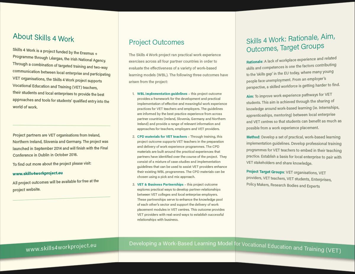 Skills4work brochure 3