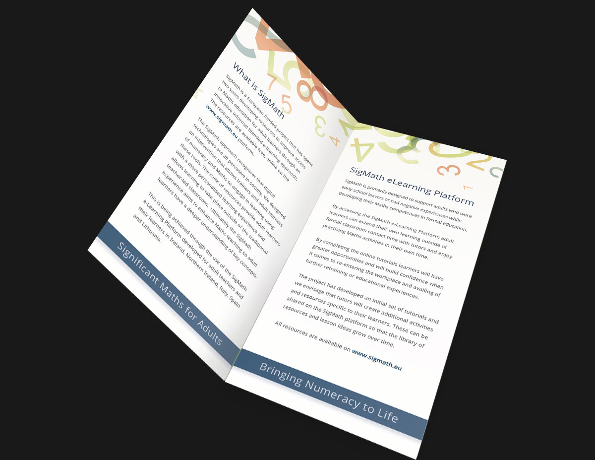 SigMath brochure 2