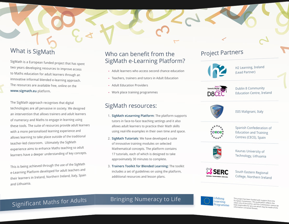 SigMath brochure 3