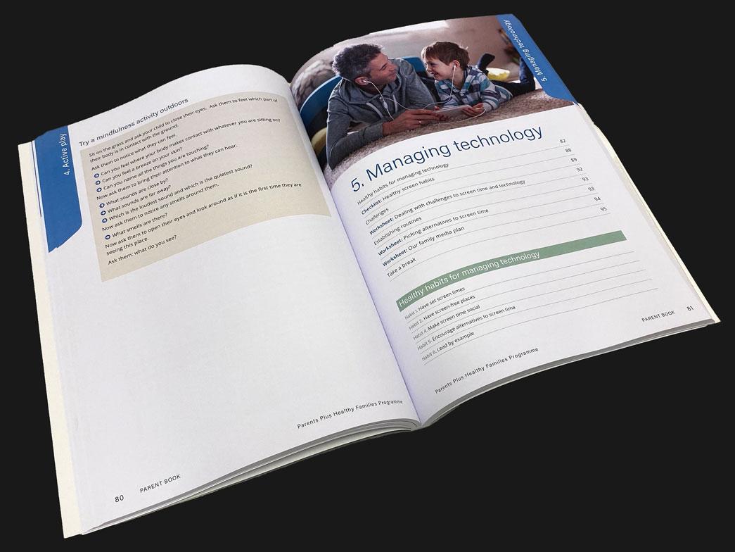 Parents Plus course materials